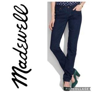 Madewell Rail Straight Jeans 26x34